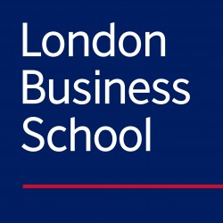 Logo of London Business School (LBS)