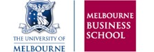 Logo of Melbourne Business School