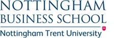 Logo of Nottingham Trent University, Nottingham Business School