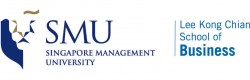 Logo of Singapore Management University (SMU), Lee Kong Chian